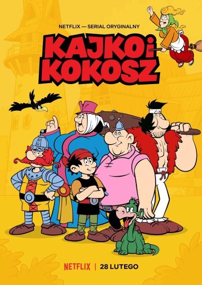 Kajko i Kokosz (2021)