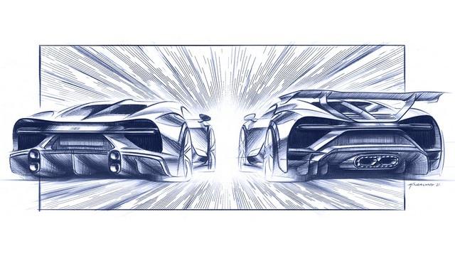 Bugatti Chiron Super Sport – la quintessence du luxe et de la vitesse  05-06-bugatti-chiron-super-sport-deisgn-sketch-vs-pur-sport-hr