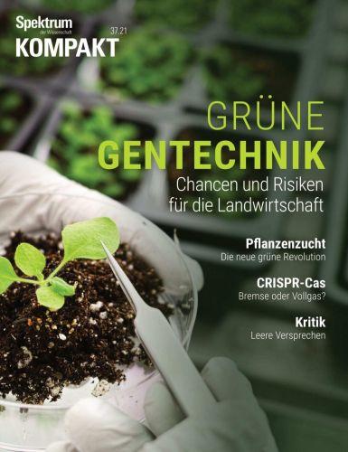 Cover: Spektrum der Wissenschaft Kompakt No 37 vom 20  September 2021