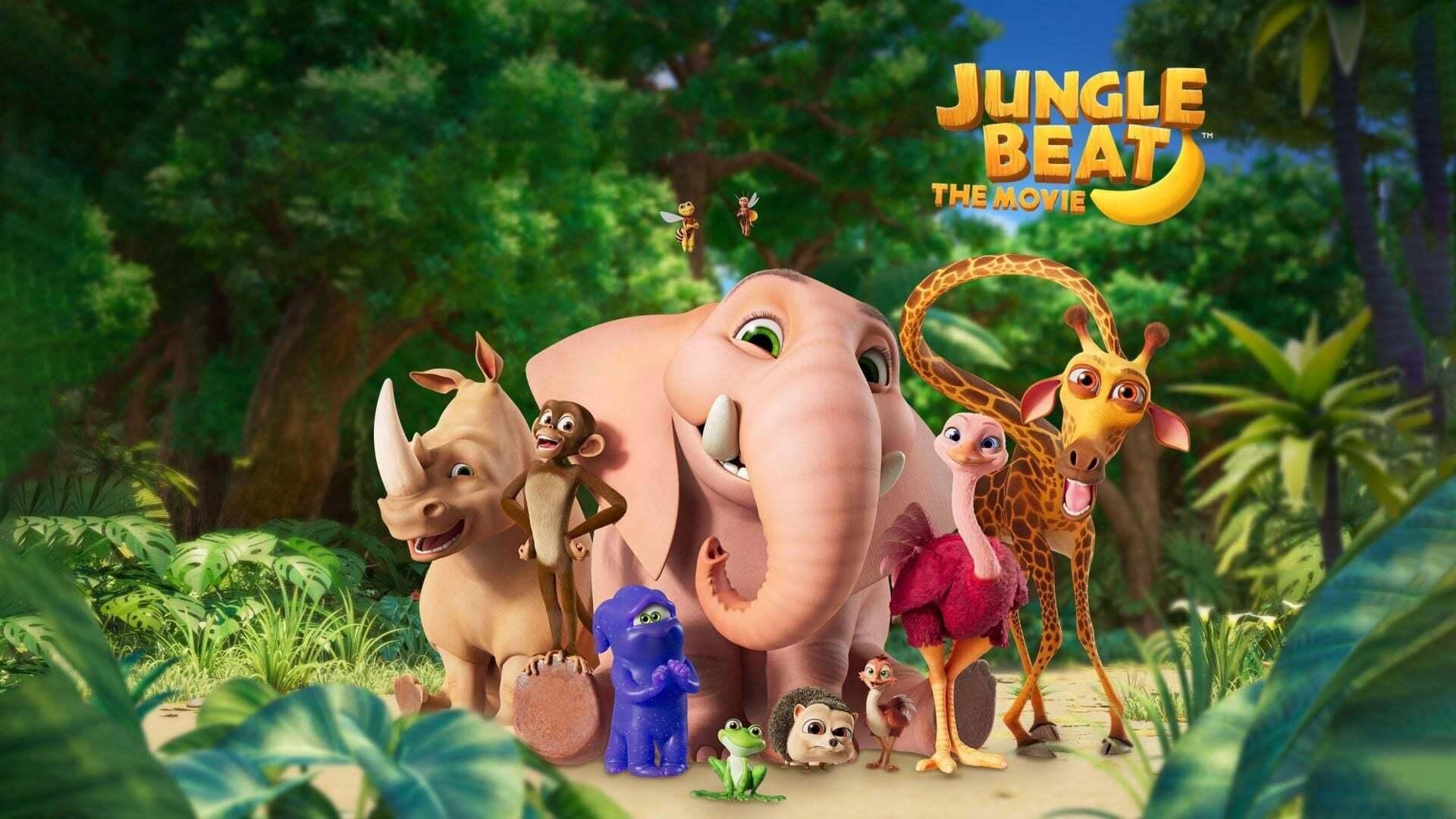 ჯუნგლების პულსაცია  Jungle Beat: The Movie