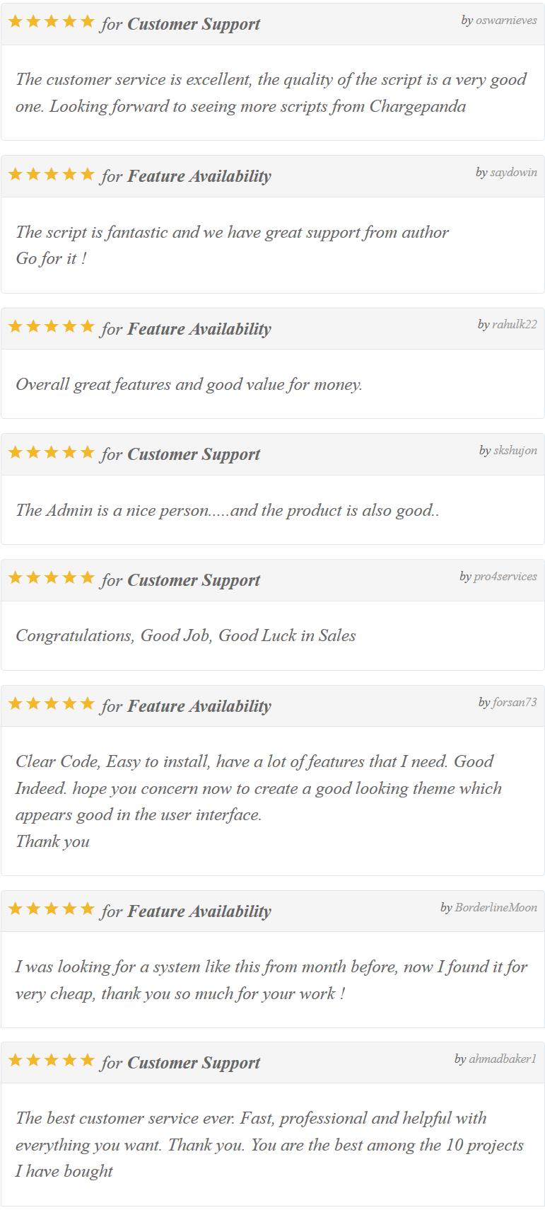 ChargePanda Reviews