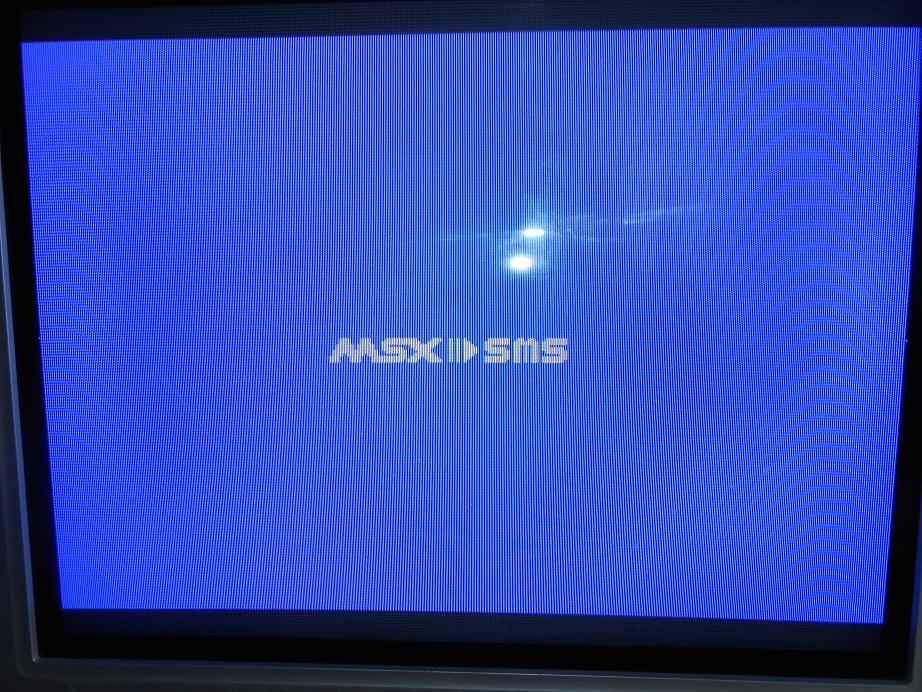 """MSX2SMS Compilation 500in1 """"Commandes ouvertes!!"""" DSCN1710"""