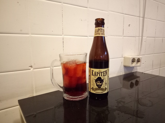 """Kapiten Coffee Beer Nikmati Kopi Dengan Sensasi """"Bir"""""""