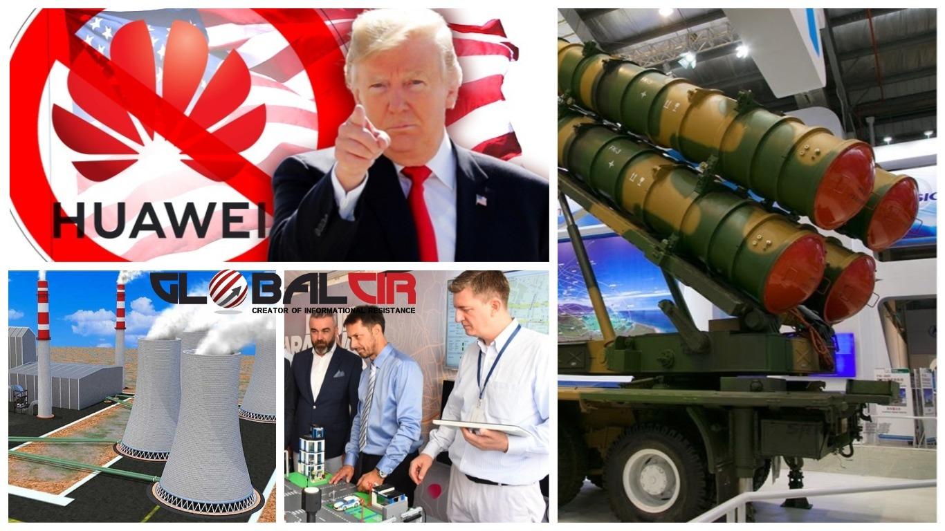 DOK IZ WASHINGTONA NAJAVLJUJU OFANZIVU PROTIV KINESKIH KOMPANIJA! Srbija nabavlja novi protivvazdušni raketni sistem iz Kine: Da li će se na udaru Washingtona naći i kineske investicije u regiji?!