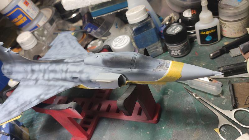 """MT: Jas-39C Gripen """"Wild Tiger"""" NTM 2017 Kitty Hawk 1/48 IMG-20200104-010358"""