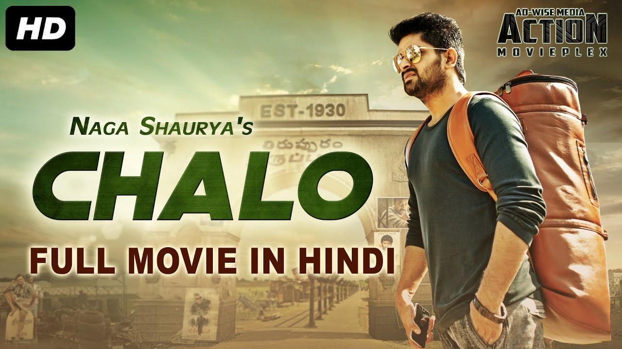Chalo (2018) Hindi Dubbed Movie 720p