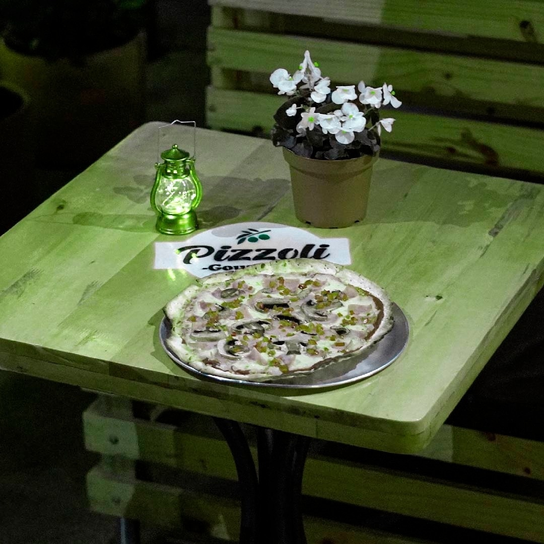 Restaurante Pizzoli Medellín