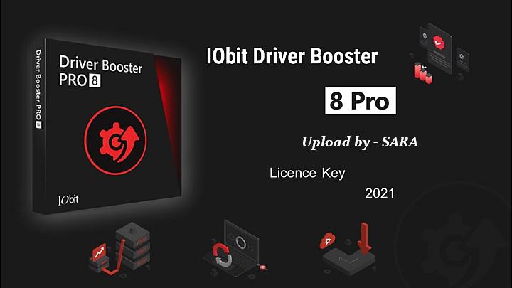 IObit Driver Booster Pro 8.6.0.522 ( x86_x64 ) + Portable / Aktywowany