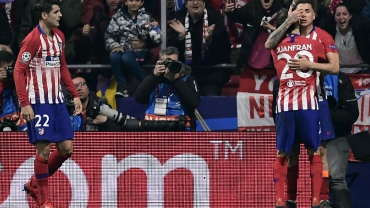 Atlético de Madrid gana 2-0 a Juventus y se pone en ventaja para la vuelta