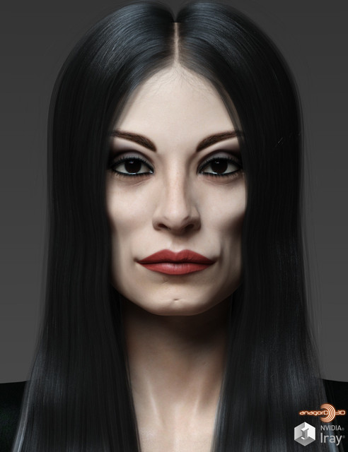 Mrs Black HD for Victoria8