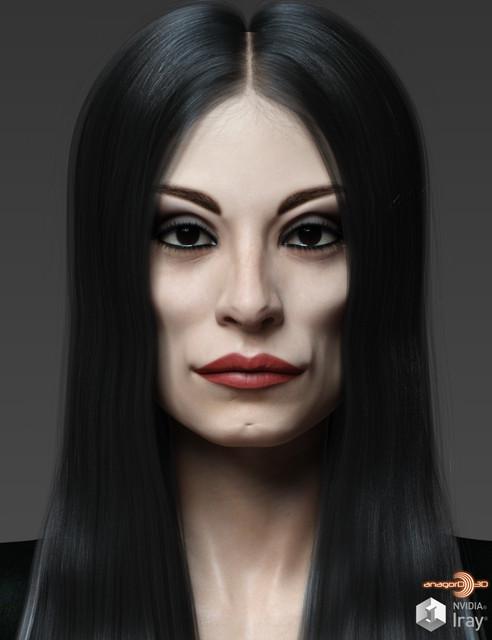 Mrs Black HD for Victoria8