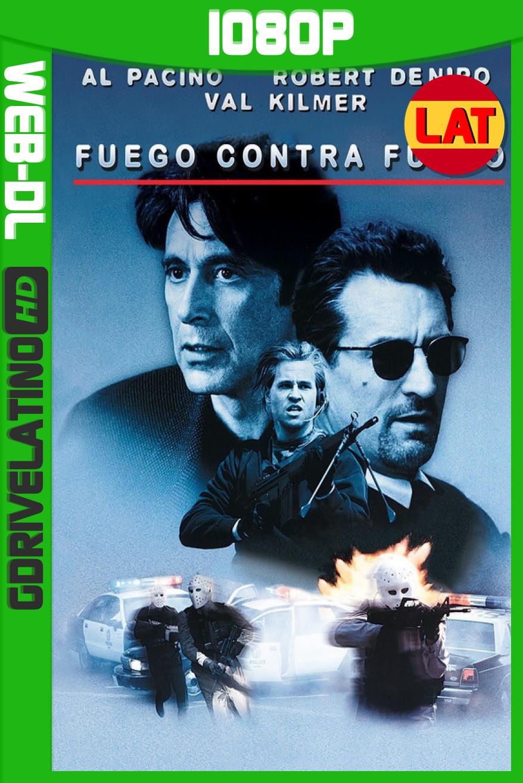 Fuego Contra Fuego (1995) AMZN WEB-DL 1080p Latino-Ingles MKV
