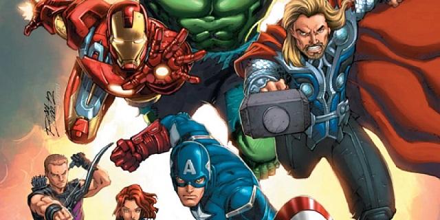 Avengers-MCU