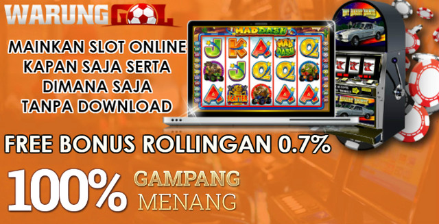 Agen Slot Online Promo Bonus Terbesar