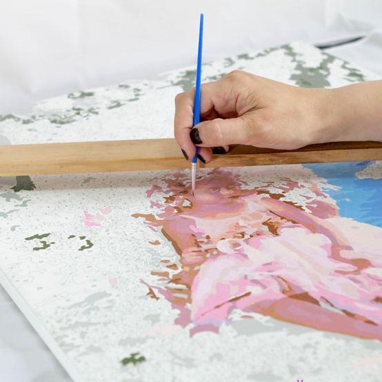Лаки, краски и аксессуары для рисования