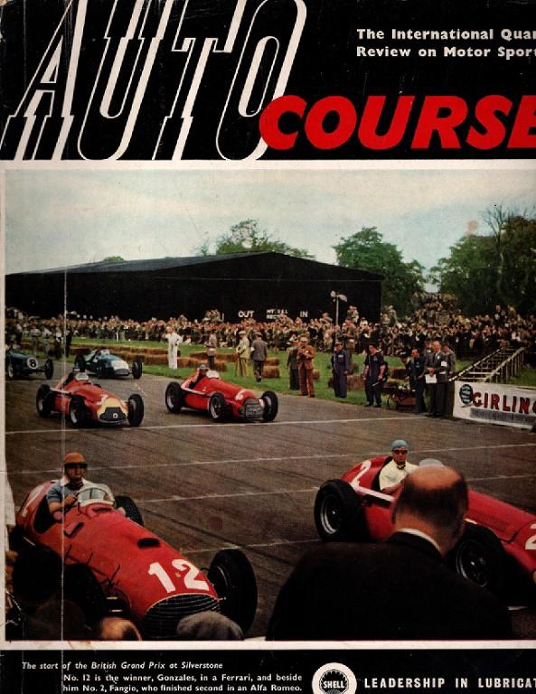Auto Course, No. 3, 1951, Stanley Sedgwick