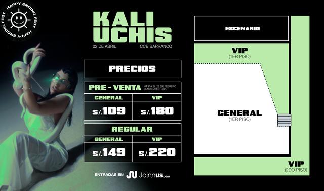 KALIUCHIS-PRECIOS