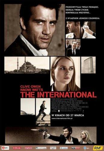 The International (2009) PL.BRRip.XviD-GR4PE | Lektor PL