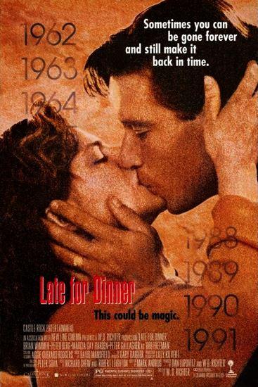 Spóźnieni na obiad / Late for Dinner (1991) PL.AC3.DVDRip.XviD-GR4PE | Lektor PL