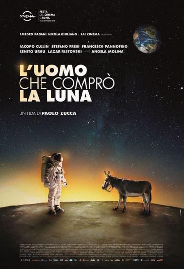 Człowiek, który kupił księżyc / L'uomo che compro la luna (2018) PL.WEB-DL.XviD-GR4PE / Lektor PL
