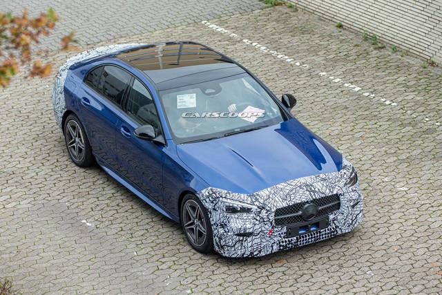 2020 - [Mercedes-Benz] Classe C [W206] - Page 8 FDD6-E704-457-A-425-E-A90-C-CF15-F7-ED6-F33