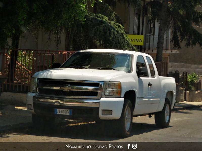 Auto Moderne - Pagina 17 Chevrolet-Silverado-ZA810-VN
