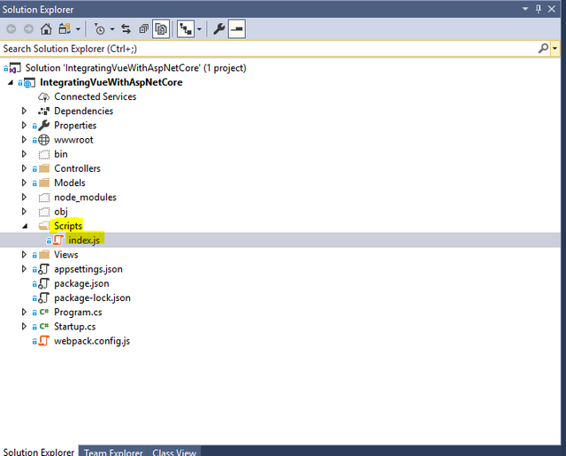index bundle file