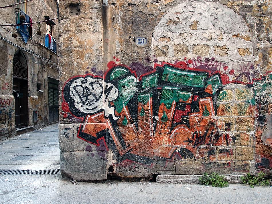 Сумасшедший Палермо - безумство и красота или очевидное и невероятное.