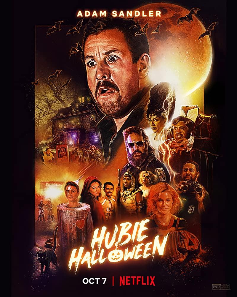 Hubie Halloween 2020 Hindi ORG Dual Audio 720p NF HDRip ESub 900MB | 350MB Download