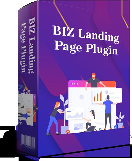 BIZ Landing Page Plugin
