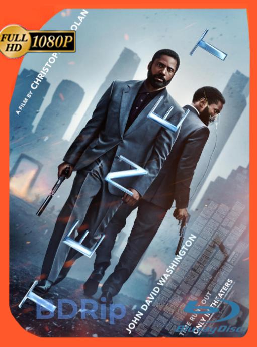 Tenet (2020) IMAX BDRip [1080p] Latino [GoogleDrive] [zgnrips]