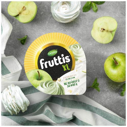 Перекус с Фруттис: отзывы о вкусном, нежном и питательном йогурте.