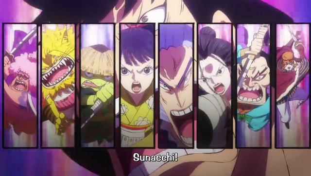 One Piece Episode 995 Subtitle Indonesia