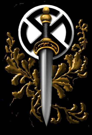 Брэдли Любящий. Большая рыба для жарки  13-24 Thule-gesellschaft-emblem-occult-history-of-the-third-reich-2