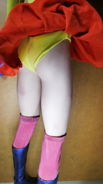 s29b - NEW PRODUCT: TBLeague 1/6 steel bone plastic buxom girl body S28A pale color & S29B suntan color - Page 3 03