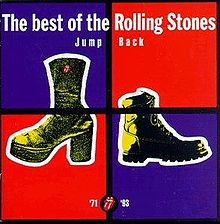 The Rolling Stones – Jump Back. The Best of The Rolling Stones ('71—'93) ( 199