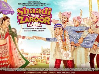 Shaadi Mein Zaroor Aana (2018) Hindi HD 720p