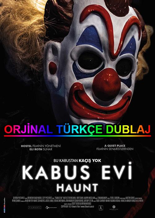 Kabus Evi | Haunt | 2020 | BDRip | XviD | Türkçe Dublaj | 1080p - m720p - m1080p | BluRay | Dual | TR-EN | Tek Link