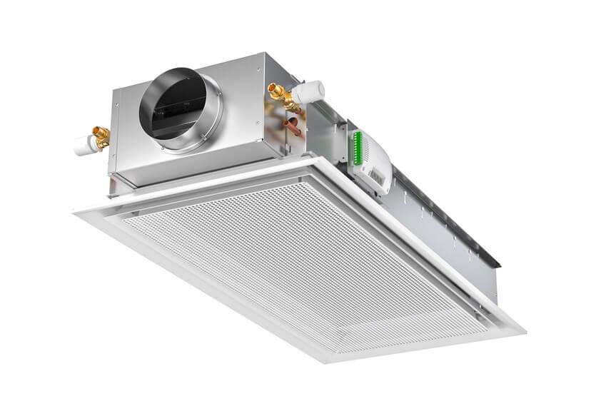 Комфортный модуль для VAV вентиляции PARASOL Zenith VAV