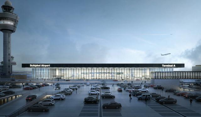 Amsterdam Airport Schiphol Terminal Filippo Bolognese LR