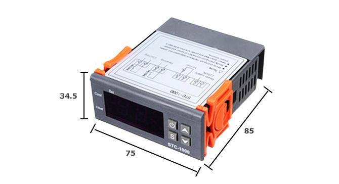 stc 1000 temperature controller 220v micro robotics stc 1000 004
