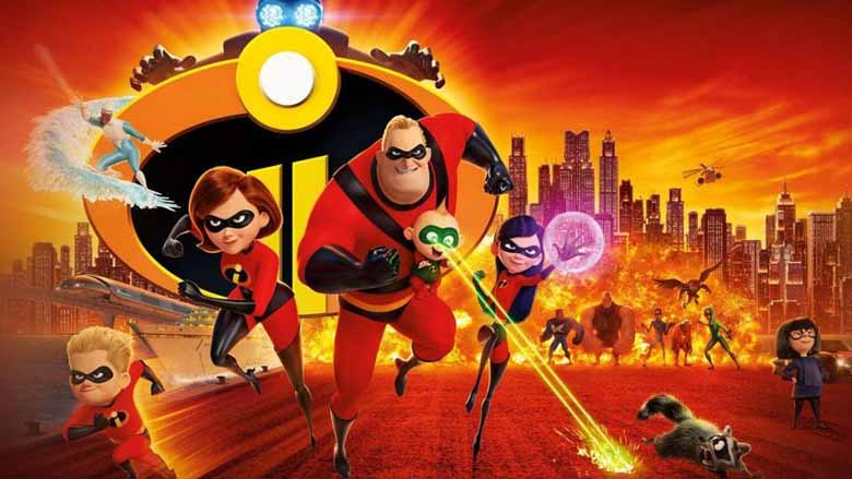 Incredibles 2 (2018) Full Movie Download