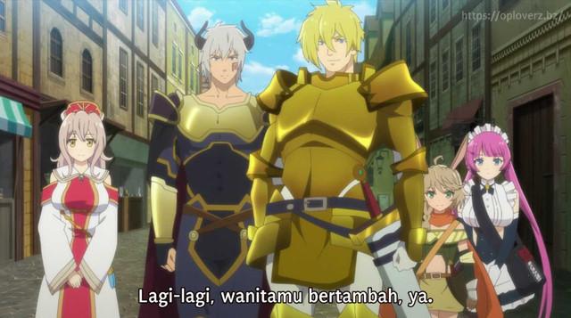 Isekai Maou to Shoukan Shoujo no Dorei Majutsu Season 2 Episode 7 Subtitle Indonesia