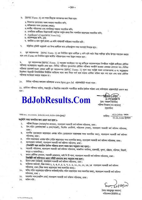 Govt Teacher Result 2021