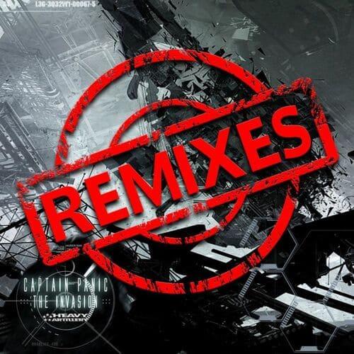 Captain Panic! - The Invasion Remixes