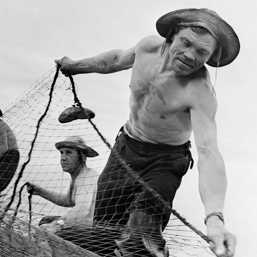 Жизнь СССР в фотографиях Юрия Абрамочкина 3