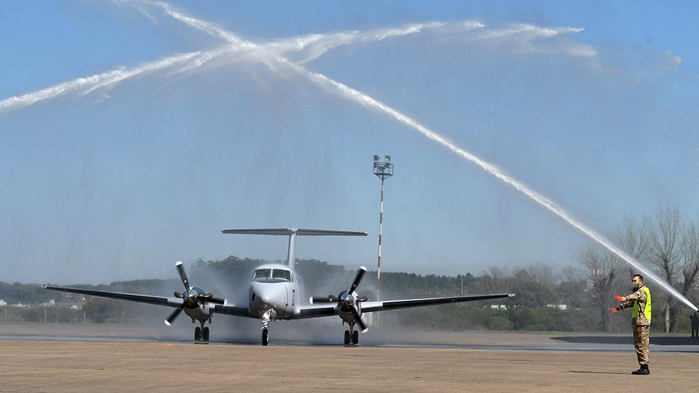 Con la compra de 12 aviones, la Fuerza Aérea amplía su capacidad operacional en todo el país