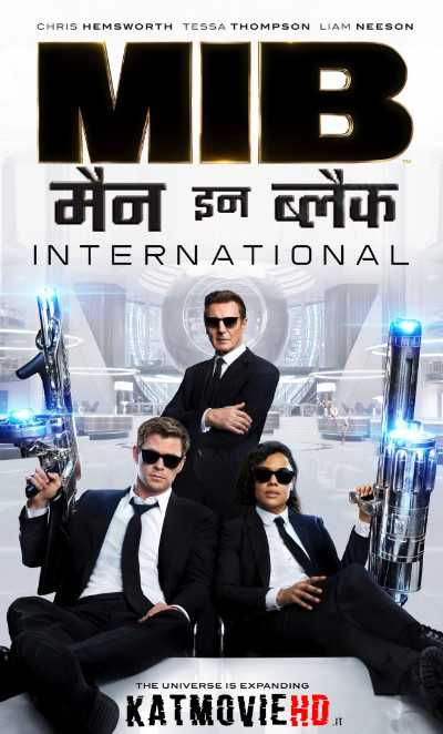 Men in Black: International (2019) Hindi 720p HD CamRip | Dual Audio [हिंदी + English] MIB 4 Full Movie