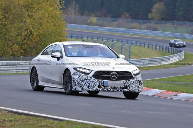 2018 - [Mercedes] CLS III  - Page 7 70823-A4-F-A95-E-46-B5-802-C-87-CA7-C273-BB1
