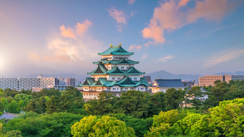 Nagoya-Castle